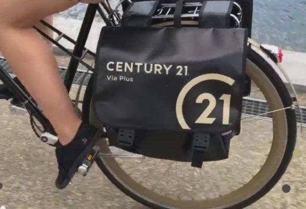 Century 21 Via Plus Krijg Een Fiets Uitgelicht